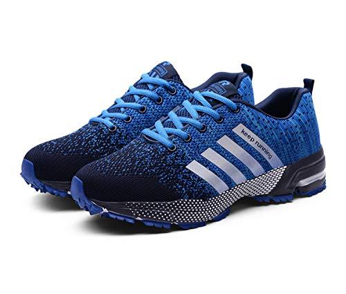 Goalsse Uomo Donna Scarpe da Ginnastica Sportive Running Fitness Sneakers Traspiranti Outdoor...