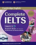 Complete IELTS Bands 6.5-7.5 Student's Pack (Student's Book with Answers with CD-ROM and Class Audio CDs (2)) [Lingua inglese]