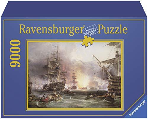 Ravensburger 17806 Bombardamento di Algeri Puzzle 9000 pezzi