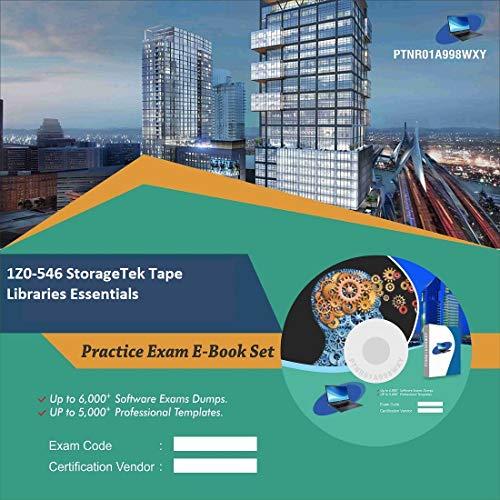 1Z0-546 StorageTek Tape Libraries Essentials Online Certification Video Learning Success Bundle (DVD)