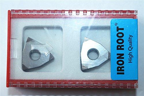High quality 2p NEW CBN WNGA080408-3NSO 1025 Diamond superhard CNC blade insert