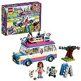 Lego Friends 41333 - il Veicolo delle Missioni di Olivia