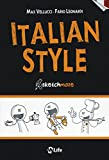 Italian style. Sketchmaze. Ediz. italiana