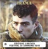 """La Ragazza Con Il Cuore Di Latta (Vinyl 7"""" Giallo Limited Edt.) (Sanremo 2019)"""