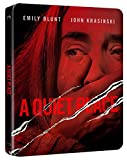 A Quiet Place 4k Ultra HD Limited Edition Steelbook / Import / Includes Region Free Blu Ray