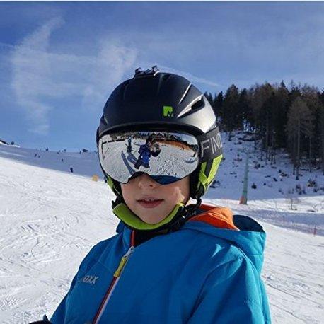 0f1a95d420d7e9 ENFANTS Lunettes de ski, DE PLUS Edrivetech anti brouillard Lunettes ...
