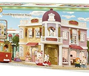 SYLVANIAN FAMILIES- Grand Department Store Mini muñecas y Accesorios, Multicolor (Epoch para Imaginar)