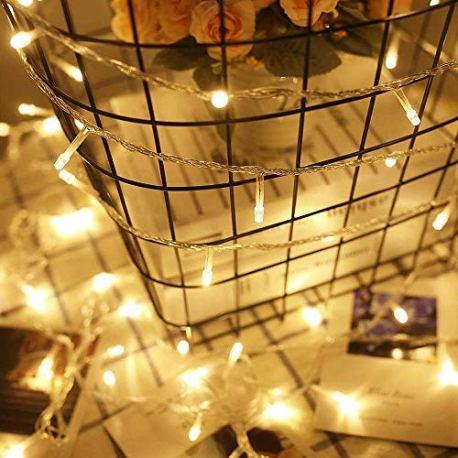Rideaux-Lumineux-Extrieur-et-Inttieur-FOCHEA-3-3M-304LEDs-IP44-Guirlande-Lumineuse-8-Modes-dclairage-Dcor-Nol-Parfait-pour-Patio-Caf-Jardin-Terrasse-Toit-Chambre-Mariage-Fentre