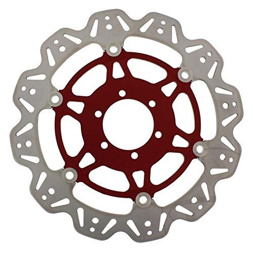 1X Disco freno anteriore Ducati Monster 620I.E. DD 05-06EBC VR626RED