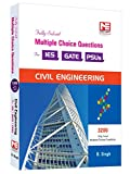 Civil Engineering - 3200 MCQs for ESE, GATE & PSUs (Fully Solved): Civil Engineering - Practice Book for ESE, GATE & PSUs