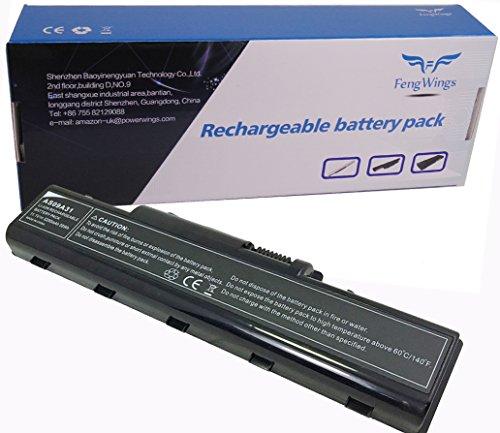 11,1 V, 4400 mAh, 4400mAh AS09A31 AS09A73 AS09A70 AS09A75 AS09A51 AS09A56 AS09A41 AS09A61 Reemplace la batería del portátil por Acer Aspire 4332 4732Z Packard Bell EasyNote TJ61 TJ62