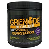 Grenade .50 Calibre Pre-workout booster, Beere Blast, 1er Pack (1 x 232 g)