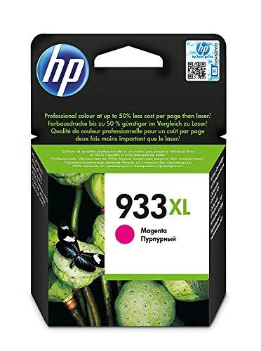 HP 933 XL (CN055AE) Cartuccia Originale per Stampanti HP a Getto di Inchiostro, Compatibile con...