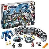 LEGO Super Heroes- Sala delle Armature di Iron Man Gioco per Bambini, Multicolore, 6251483