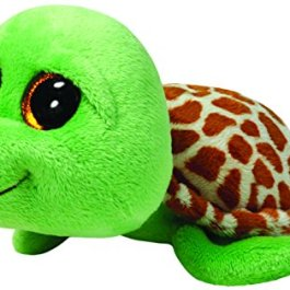 Ty- Beanie Babies Zippy Cm.15 36109, Multicolore