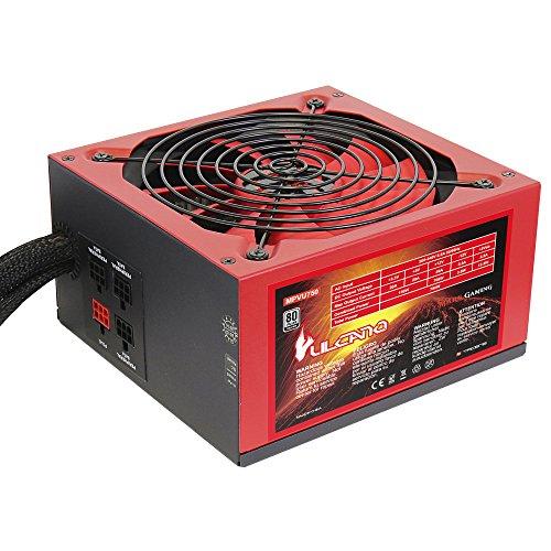 Mars MPVU750 Gaming  - Fuente de alimentación gaming para PC (750W, 80...
