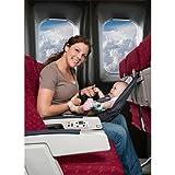 Siège d\avion pour enfant - Flyebaby Airplane Système de confort pour bébé - Voyage aérien avec bébé fait facile