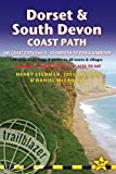 Trailblazer Dorset & South Devon Coast Path: SW Coast Path - Plymouth to Poole: 97 large-scale maps 7 guides to 48 towns and villages: Planning-Places to Stay-Places to Eat