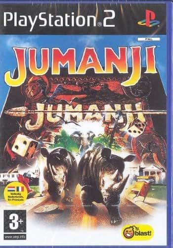 Jumanji - Playstation 2 - FR