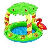 Bestway 8321085 Piscina infantil con parasol 99x91x71 cm