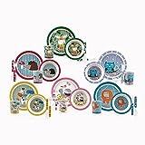 Nuby ID5498 - Set alimentación, Modelos Surtiods, 1 unidad
