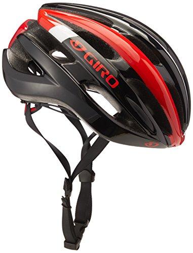 Giro Foray Helmet - Men's Bright Red/Black Medium