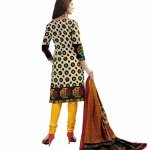 Miraan Women's Dress Material (SAN7028_Multicoloured_Free Size)