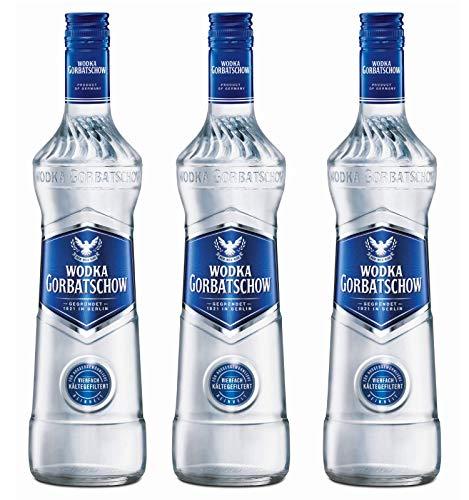 Wodka Gorbatschow 37,5{cd309b069c95aebf41ae18c1a4a1f0f1ad517e2dd6c701d740a9981de362a1f9} Vol. (3 x 0.7 l)