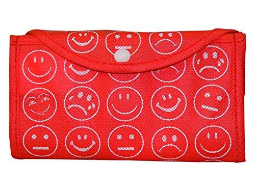 Bagathon India Women's Cotton Multicolor Reusable Shopping Bag