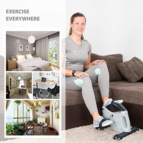 Ultrasport Mini-vélo pour bras et jambes, vélo d'appartement, MB 100
