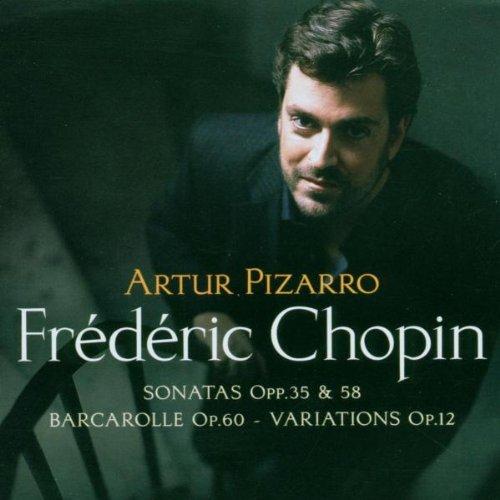 Chopin Piano Sonatas [Hybrid SACD - Works on all CD players]