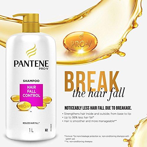 Pantene Hair Fall Control Shampoo 4