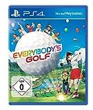 Everybody's Golf - Standard Edition - [PlayStation 4]