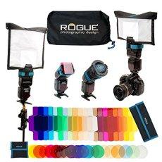 Rogue Photographic Design ROGUE Kit 2 FlashBender 2 Kit de iluminación portátil
