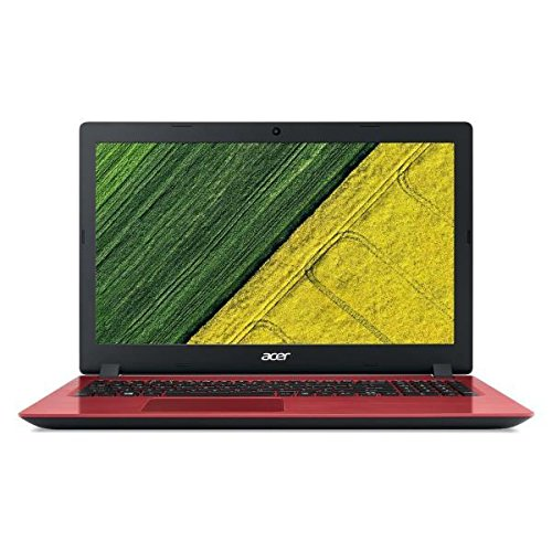 "Acer Aspire 1 a114-31-c8xq - Ordenador portátil de 14"" (Intel celeron n3350, 2gb de ram, 32gb Memoria Interna, Windows 10) Color Rojo"