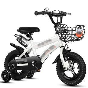 Qazxsw Bicicletas Infantiles Niños Y Niñas De 2-8 Años De Edad Pedalbicicletas Niños Bicicletas De Ciclismo Al Aire…
