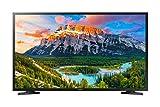"Samsung UE32N5070AUXZT TV Full HD 32"" DVB-T2CS2, Serie N5070, Classe di Efficienza Energetica A, Decoder satellitare integrato, 1920x1080 Pixels, Nero (2018)"