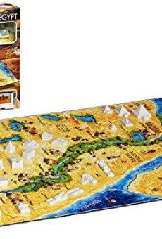 Eleven Force – Puzzle 4D civilizaciones Antiguas, diseño Egipto (10008)
