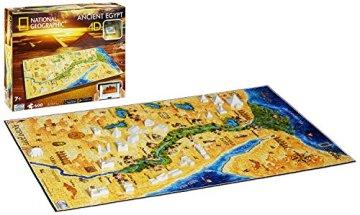 Eleven Force - Puzzle 4D civilizaciones Antiguas, diseño Egipto (10008) 3