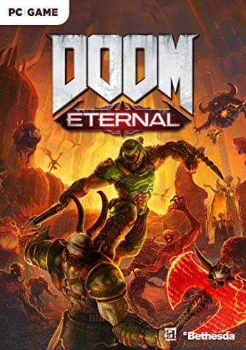 DOOM Eternal - Standard  | PC Download - BNET