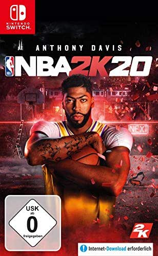 NBA 2K20 - Standard Edition [Nintendo Switch]