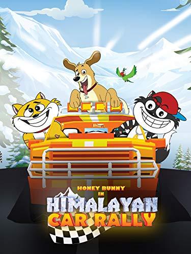 Honey Bunny in Himalayan Car Rally