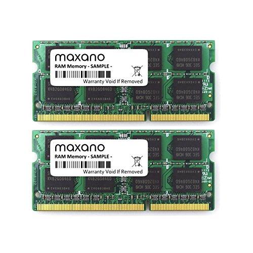 16GB Dual Channel Kit (2x 8GB) für Dell Latitude E7440 DDR3 1600MHz (PC3L-12800S) SO Dimm Arbeitsspeicher RAM Memory