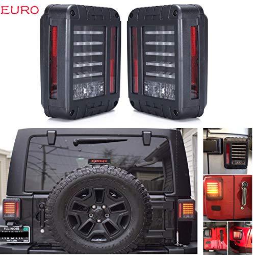 Sxma Euro version posteriori a LED luce di retromarcia freno lampade di segnalazione LED posteriore...