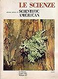Le Scienze edizione italiana di Scientific American 167 luglio 1982