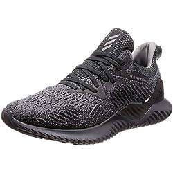 adidas Alphabounce Beyond, Chaussures de Running Homme, Multicolore (Carbon/Grethr/Cblack Aq0573), 42 2/3 EU
