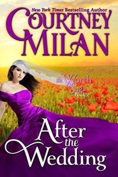 After the Wedding (Worth Saga Book 2) by [Milan, Courtney]