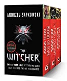 The Witcher Set: Blood of Elves / The Time of Contempt / Baptism of Fire