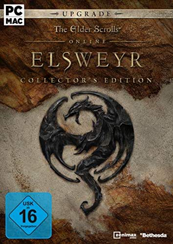 The Elder Scrolls Online - Elsweyr: Collector's Edition Upgrade | PC Code - BAM