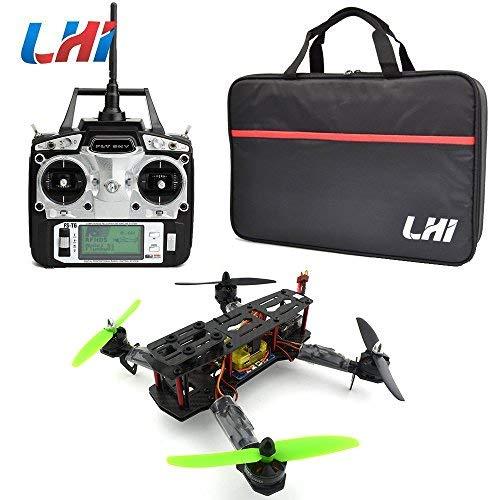 LHI 250 Quadrocopter Racecraft Race + CC3D Flight Controller + MT2204 2300KV Engine + Simonk 12A ESC...